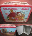 PinkPanther and SONS/ティンランチボックス