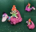 Flintstones/ミニカー(90s/ペブルス)