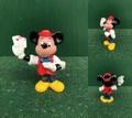 ミッキーマウス/PVCフィギュア(80s/I)