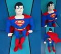 SUPERMAN/ぬいぐるみ(00s/50cm)