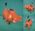 Pumbaa/ベンダブルフィギュア(Loose)
