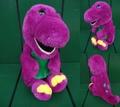Barney/ぬいぐるみ(40cm)