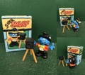 SUPER SMURF/カメラマン(80s/箱付)