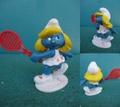 スマーフェット/テニス