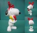 Snoopy/PVCクリスマス(E)