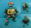 TMNT/Head Poppin' Mike.(Loose)