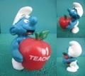 スマーフ/リンゴ(#1 TEACHER)