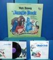 The Jungle Book/レコード(60s/絵本付)