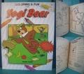 YOGI BEAR/アクティビティブック(80s/B)