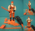 G.I. Joe/Night Creeper Leader  v1(93/Loose)