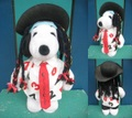 Snoopy as Boy Snoopy/ぬいぐるみ(1980s)