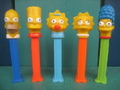 PEZ/SIMPSONSセット