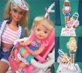 Barbie&Kelly/Strollin' Fun(Loose)