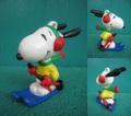 Snoopy/PVCクリスマス(A)