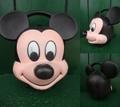 ミッキーマウス/顔型ランチボックス(80s)