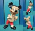 ミッキーマウス/ソフビ(60s/DELL/旅)