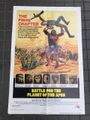 BATTLE FOR THE PLANET OF THE APES/ポスター(70s)