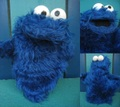 クッキーモンスター/ハンドパペット(1970s)