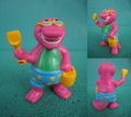 Barney/PVCフィギュア(90s/C)