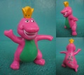 Barney/PVCフィギュア(90s/B)