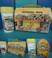 Disney School Bus/ランチボックス(70s)