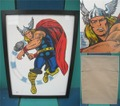 THOR/SILK SCREEN POSTER(額付)