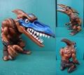 Extreme Dinosaurs/Bullzeye(War Paint)