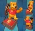 くまのプーさん/電話機(1970s)