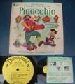 Pinocchio/レコード(50s)