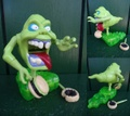 Extreme Ghostbusters/Slimer(Loose)