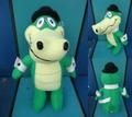 Wally Gator/ぬいぐるみ(90s)