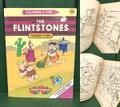 FLINTSTONES/アクティビティブック(80s)