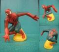 SPIDER-MAN/ソフビ(90s)