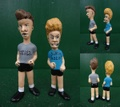Beavis and Butt-Head/PVCフィギュアセット(90s)