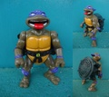 TMNT/Talking Don.(Loose)