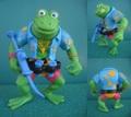 TMNT/Genghis Frog(Loose)