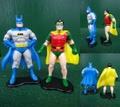 BATMAN & ROBIN/メタルフィギュア(90s)
