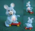 CareBear/PVC(Swift Heart Rabbit)