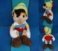 ピノキオ/ぬいぐるみ(1970s)