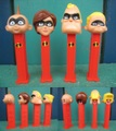 PEZ/The Incrediblesセット