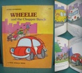 WHEELIE/絵本(1970s/R)