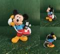 ミッキーマウス/PVCフィギュア(90s/電話)