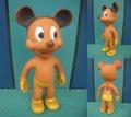 ミッキーマウス/ラバードール(SUN RUBBER)