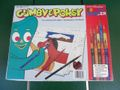 GUMBY/COLOR BY NUMBER(90s)