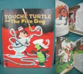 TOUCH TURTLE/絵本(1963/W)