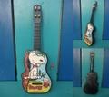 スヌーピー/ギター型オルゴール(1970)