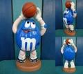 M&M'S/ディスペンサー(90s/バスケットボール)