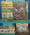 カリブの海賊/モデルキット(1970s/B)