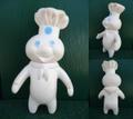 Doughboy/ソフビ(70s)