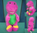 Barney/ぬいぐるみ(28cm)